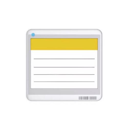 Paref Electronic Shelf Label - 4.2